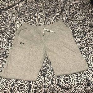 Youth XL Under Armour sweats
